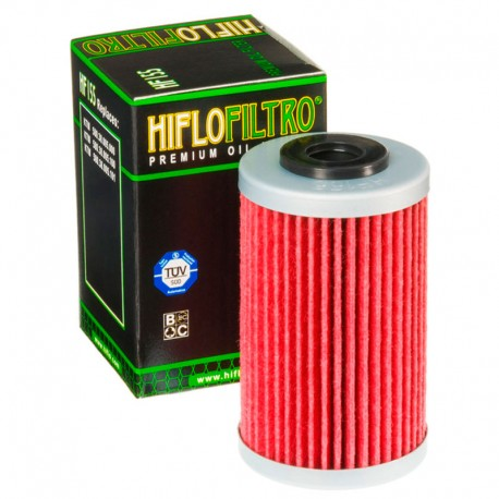HIFLOFILTRO FILTRO DE ACEITE HF155