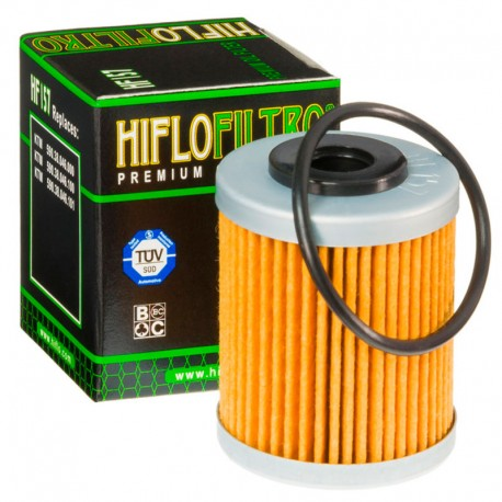 HIFLOFILTRO OIL FILTER HF157