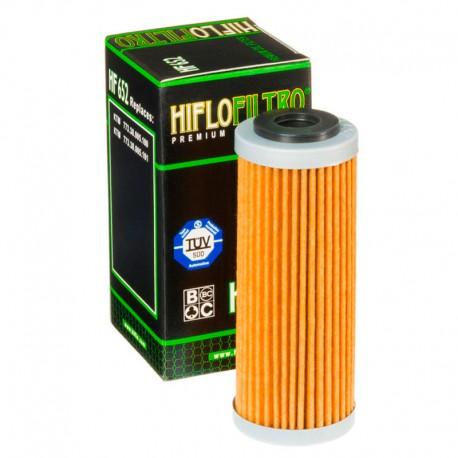 HIFLOFILTRO FILTRE A HUILE HF652