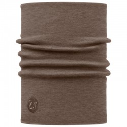 BUFF HEAVYWEIGHT MERINO WOOL BROWN