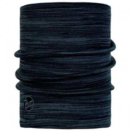 BUFF HEAVYWEIGHT MERINO WOOL CASTLE ROCK GREY