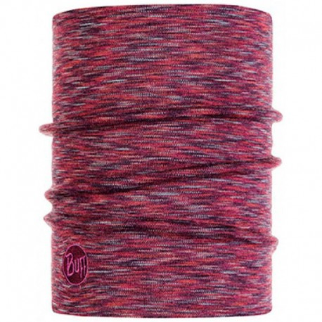 BUFF HEAVYWEIGHT MERINO WOOL SHALE GREY MULTI