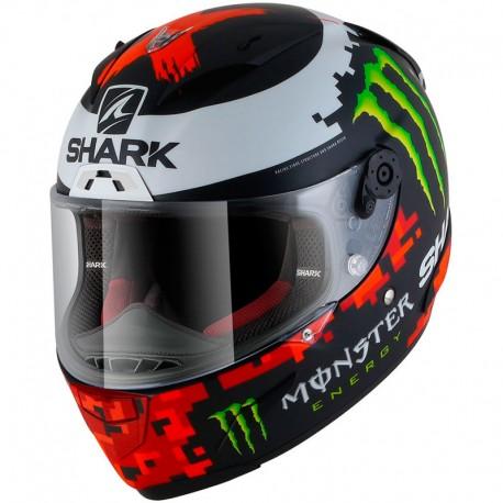SHARK RACE-R PRO LORENZO MONSTER MATT 2018