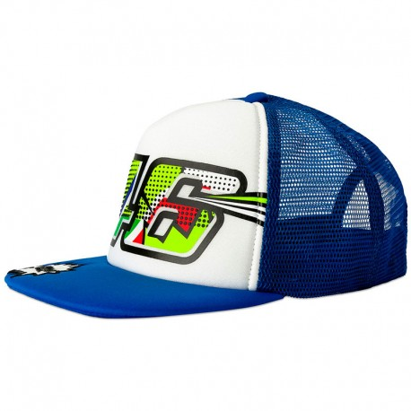 VR46 GORRA NIÑO POP ART TRUCKER 353703