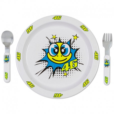 VR46 BABY MEAL SET TARTA 354506