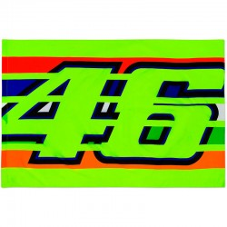VR46 DRAPEAU 46 STRIPES 355403