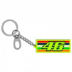 VR46 KEY RING 46 STRIPES 355803