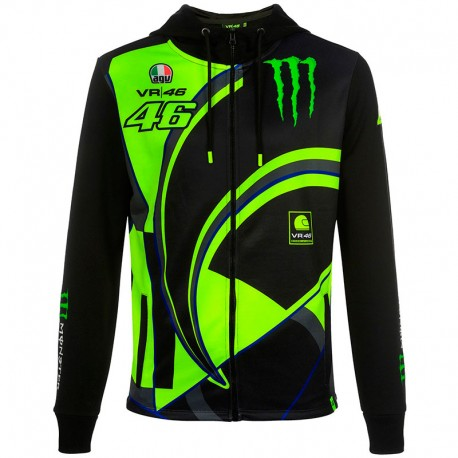 VR46 CHAQUETA MONSTER 46 REPLICA 358404