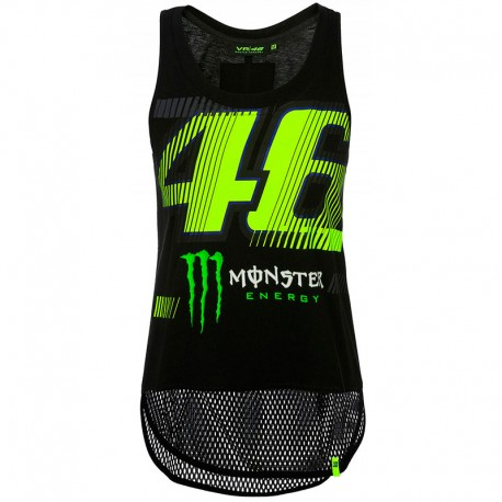 VR46 TANKTOP WOMAN MONZA 46 MONSTER 359704