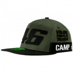 VR46 CASQUETTE 46 MONSTER CAMP 360008