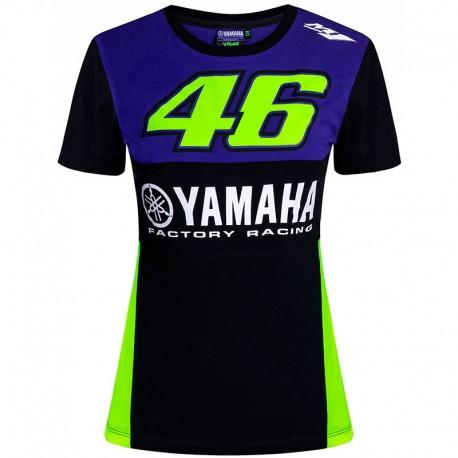 VR46 T-SHIRT FEMME YAMAHA VR46 362409