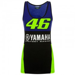 VR46 CAMISETA MUJER YAMAHA VR46 362509