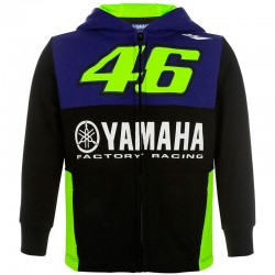 VR46 KID FLEECE YAMAHA VR46 362909