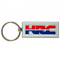 HONDA HRC METAL KEY RING 1858001