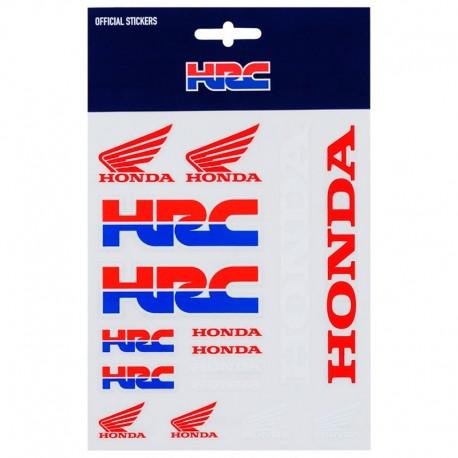 HONDA HRC AUTOCOLLANTS 1858003