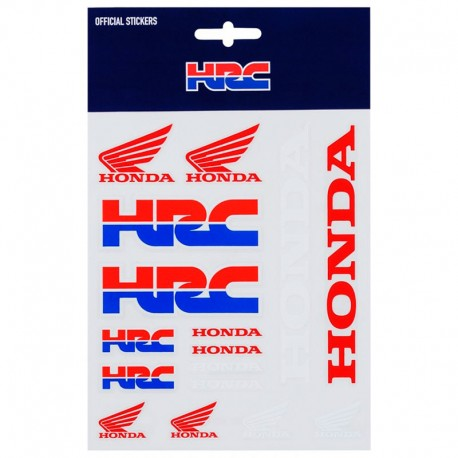 HONDA HRC PEGATINAS 1858003