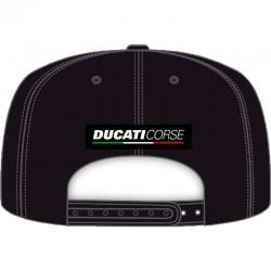 DUCATI CAP DUCATI CORSE BADGE 1946004