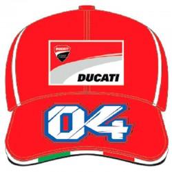 DUCATI CAP DOVIZIOSO BASEBALL 1946010