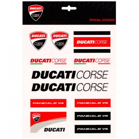 DUCATI STICKERS BIG 1956009