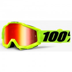 100% ACCURI YELLOW FLUO IRIDIUM RED