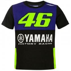 VR46 KID T-SHIRT YAMAHA VR46 362809