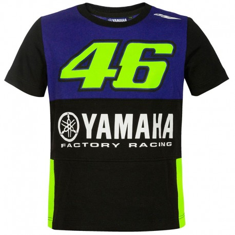 VR46 T-SHIRT ENFANT YAMAHA VR46 362809