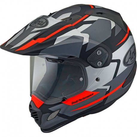 ARAI TOUR-X 4 DEPART GREY