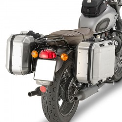 GIVI PANIER HOLDER TRIUMPH BONNEVILLE 120 / 100