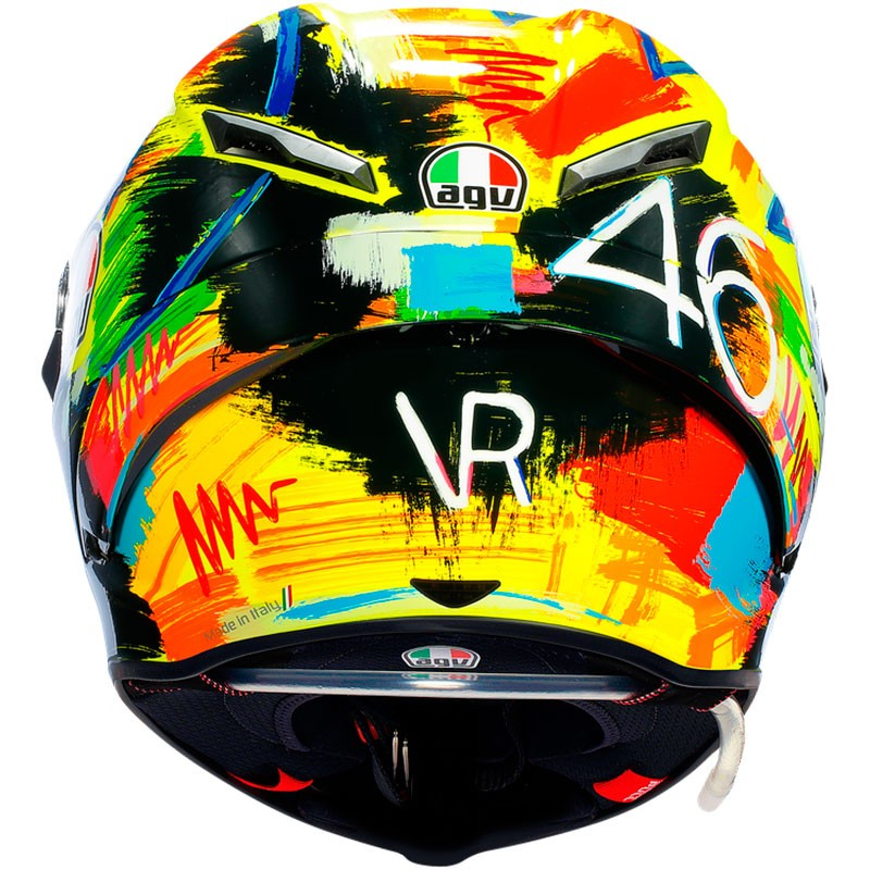 casque agv pista gp r rossi winter test 2019 10 garantit