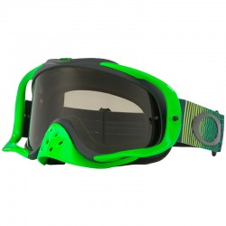 OAKLEY CROWBAR MX SHOCKWAVE GREEN / YELLOW