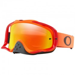 OAKLEY CROWBAR MX RED / ORANGE