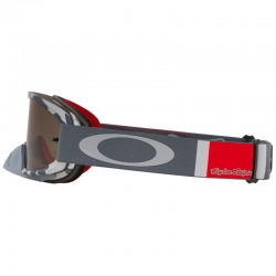 OAKLEY O-FRAME 2.0 TROY LEE DESIGN LOW VIS GREY