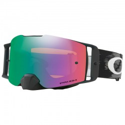 OAKLEY FRONT LINE MX MATTE BLACK SPEED / PRISM