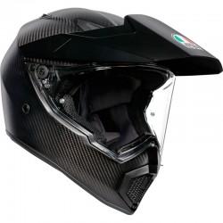 AGV AX9 MONO MATT CARBON 2020
