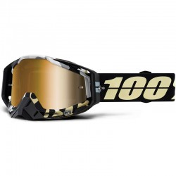 100% RACECRAFT ERGOFLASH IRIDIUM GOLD