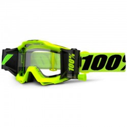 100% ACCURI FORECAST FLUO YELLOW CLEAR