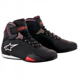 ALPINESTARS SEKTOR BLACK/RED