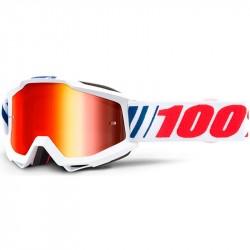 100% ACCURI YOUTH AF066 IRIDIUM ROUGE