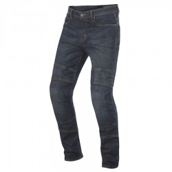 ALPINESTARS CRANK DENIM PANTS TAPERED FIT - GRD