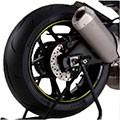 Tire strips