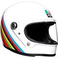 AGV vintage helmets