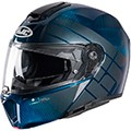 HJC flip up helmets
