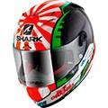 Shark replica helmets