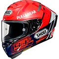 Shoei replica helmets