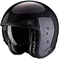 Scorpion open face helmets